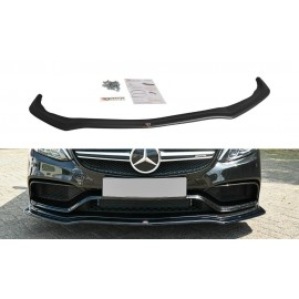 Przedni Splitter / dokładka ABS - Mercedes C-klasa S 205 63 AMG Kombi