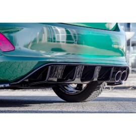 Dyfuzor Tylnego Zderzaka ABS - Ford Fiesta Mk8 ST