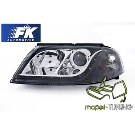 VW Passat B5FL 3BG - BLACK LED - diodowe DEPO/FK LPVW56