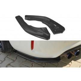 Splittery Boczne Tylnego Zderzaka ABS - BMW M2 (F87) COUPE