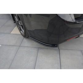 Splittery Boczne Tylnego Zderzaka ABS - Honda Accord VIII Sedan