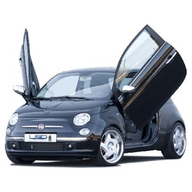 LSD Lambo Style Doors Fiat 500