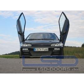 LSD Lambo Style Doors Honda Civic / CRX 89-92