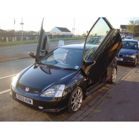 LSD Lambo Style Doors Honda Civic 3d 01-