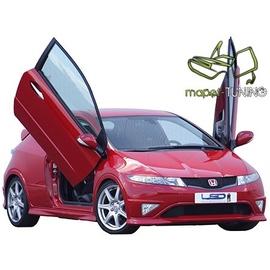 LSD Lambo Style Doors Honda Civic 3d 06-