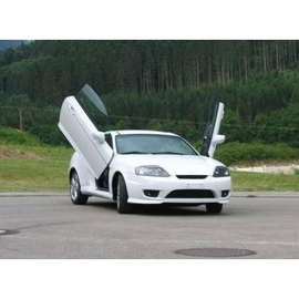 LSD Lambo Style Doors Hyundai Coupe 03/02-