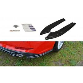 Splittery Boczne Tylnego Zderzaka ABS - Audi A5 F5 S-line