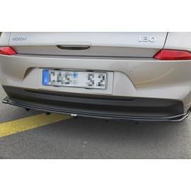Splitter Tylnego Zderzaka ABS - Hyundai i30 mk3 Hatchback