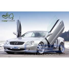 LSD Lambo Style Doors Mercedes SL 01-