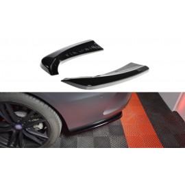 Splittery Boczne Tylnego Zderzaka ABS - Mercedes C 205 63 AMG-line Coupe