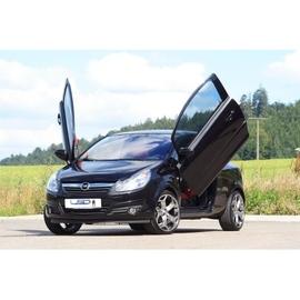 LSD Lambo Style Doors Opel Corsa D