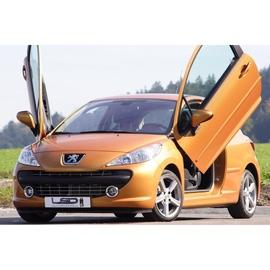 LSD Lambo Style Doors Peugeot 207 3d
