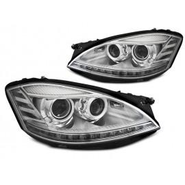 Mercedes S-klasa W221 05- Xenon LED diodowe dynamiczne LPMEC5