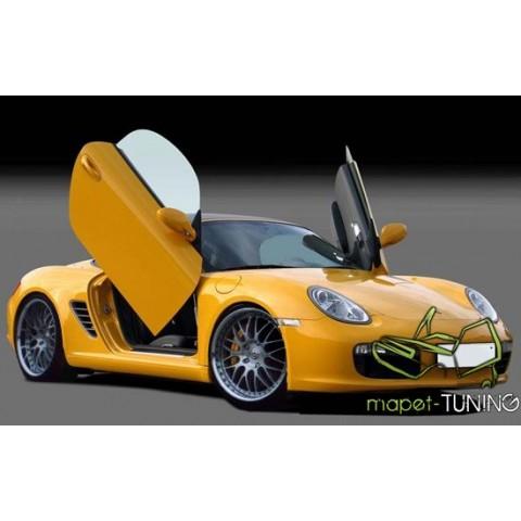 LSD Lambo Style Doors Porsche Boxster (987) 04-
