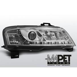 Fiat Stilo 3d - diodowe CHROM LED - LPFI11
