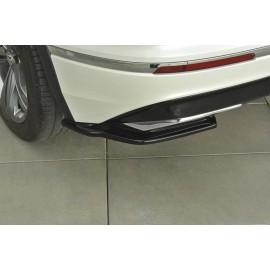 Splittery Boczne Tylnego Zderzaka ABS - VW Tiguan Mk2 R-Line 2015-