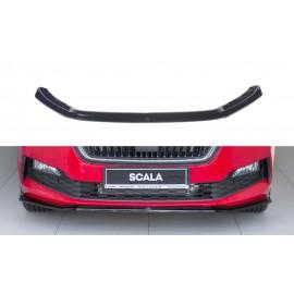 Przedni Splitter / dokładka ABS (ver.3) - Skoda Scala