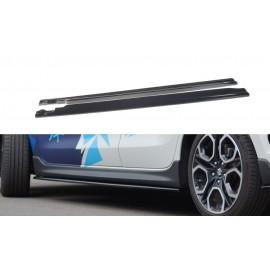 Poszerzenia Progów ABS - Suzuki Swift 6 Sport