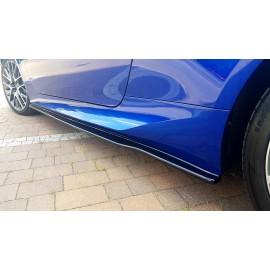 Poszerzenia Progów ABS - Lexus RC