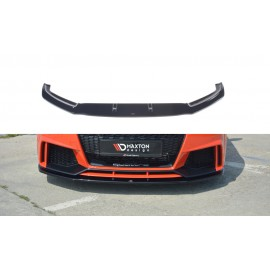 Przedni Splitter / dokładka ABS (ver.1) - Audi TT 8S mk3 RS