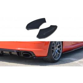 Splittery Boczne Tylnego Zderzaka ABS - Audi TT 8S mk3 RS