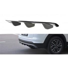 Dyfuzor Tylnego Zderzaka ABS - Hyundai Tucson Mk3 Facelift