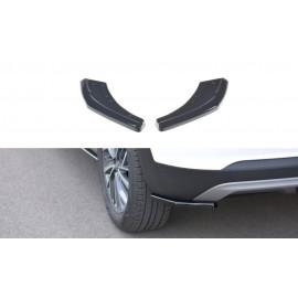 Splittery Tylnego Zderzaka ABS - Hyundai Tucson Mk3 Facelift
