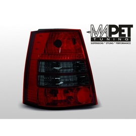 VW Golf 4 Variant  clearglass RED BLACK LTVW94