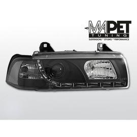 BMW E36 Sedan / Touring / Compact - BLACK LED - diodowe LPBM52