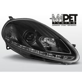 Fiat Grande Punto 05-08 - BLACK LED - diodowe LPFI06
