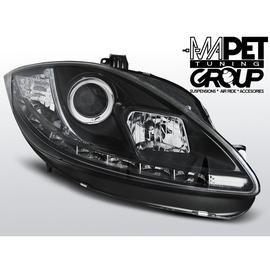 Seat Leon 1P 09-12 BLACK LED - diodowe LPSE24