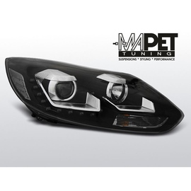 Ford Focus III 11-  BLACK LED - diodowe  LPFO61