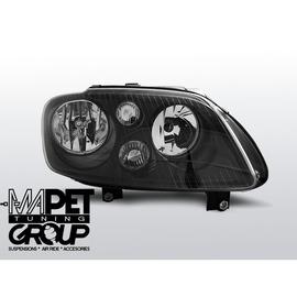 VW Touran / Caddy 03 -06 BLACK - czarne  LPVW66