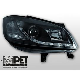 Opel Zafira - BLACK LED - diodowe   LPOP42