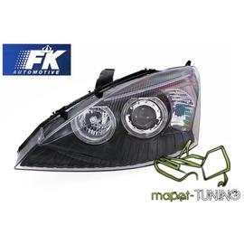 Ford Focus I 98-01 Angel Eyes BLACK ringi FK  LPFO42