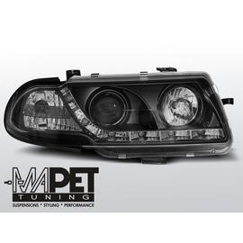 Opel Astra F  91-94 diodowe BLACK LED -  LPOP60