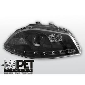 Seat Ibiza 3  02-08 - diodowe BLACK LED -  LPSE08