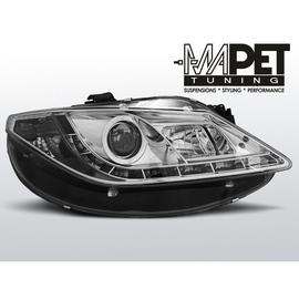 Seat Ibiza 4  08-  diodowe CHROM LED -  LPSE17