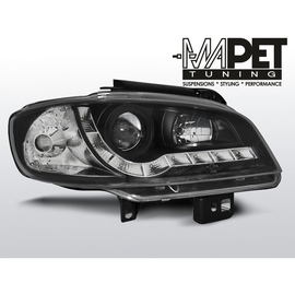 Seat Ibiza 99-02 - diodowe Black LED LPSE20