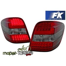 Mercedes ML (W164) Red/Black LED DIODOWE LDME46