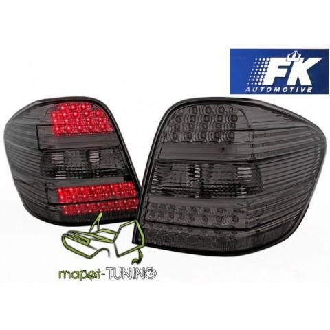 Mercedes ML (W164) Black LED DIODOWE LDME47