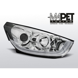 Hyundai Tucson IX35 - CHROM LED TubeLight LPHU06