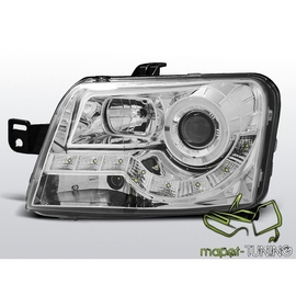 Fiat Panda - DayLight CHROM LED - LPFI13