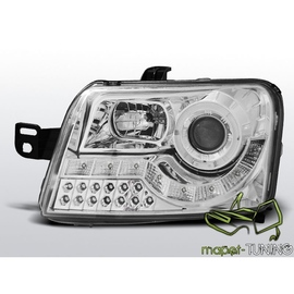 Fiat Panda - DayLight CHROM LED - kierunkowskazy LED LPFI15