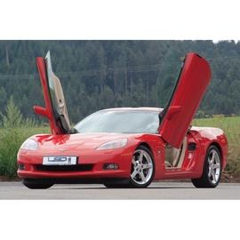 LSD Lambo Style Doors Chevrolet Corvette C6