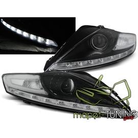 Ford Mondeo IV - BLACK LED diodowe LPFO53
