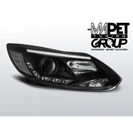 Ford Focus III 11-  TUBE LIGHTS BLACK - LPFO57