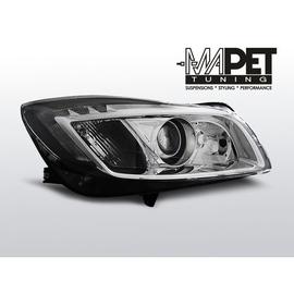 Opel Insignia 08-12 Chrom LED diodowe  TRU DRL Jazdy Dziennej LPOP96