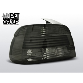 BMW E39 Sedan 00 - 03   SMOKED BLACK LED - dymione diodowe LDBM65