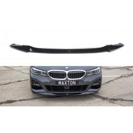 Przedni Splitter / dokładka ABS - V.1 BMW 3 G20 M-pack